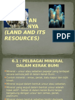 Bab6-Tanah Dan Sumbernya