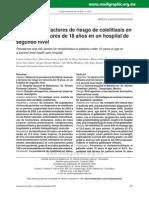 Colelitiasis Articulo