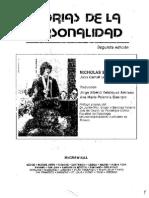 Teorias de La Personalidad - Nicholas Dicaprio