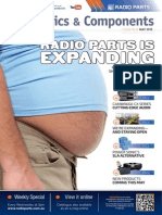 Issue 112 Radio Parts Newsletter - May 2015