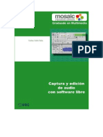 eBook Audacity Captura y Edicion de Audio Con Software Libre 2