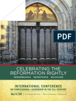 Celebrating the Reformation Rightly