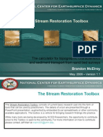 sand bed calculation.ppt