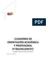 Cuaderno de Orientación Académica_Profesional_2º BAC