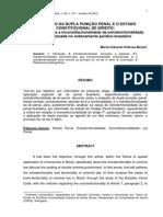 A Vedação Da Dupla Punição e o Estado Constitucional de Direito - Professor Márcio Eduardo Pedrosa Morais