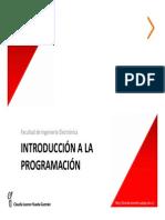 4 Introduccion a La Programacion