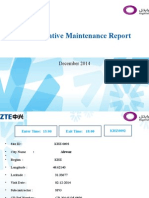 Khz0092 Pm Report