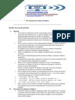 TP extension du système de fichiers