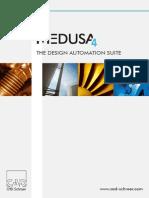 MEDUSA4 Brochure CAD Software En