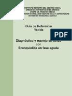 Broquilitis Grr