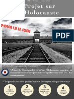 projet holocauste