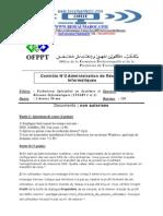 Controle de Fin de Module ADMIN RESO V4