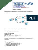 Exemples de Configuration de Frame Relay