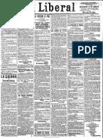 El Liberal (Madrid. 1879). 16-4-1900