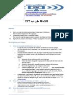 TP2 Scripts BASH