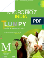 Lumpy Skin Disease,May 2015 Issue of Microbioz India