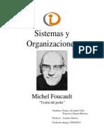 Informe Michel Foucault
