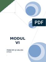 MODUL VI