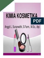 Kimia Kosmetika 090914 [Compatibility Mode]