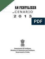 Indian Fertilizer SCENARIO-2014