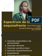 Espectrum de La Esquizofrenia