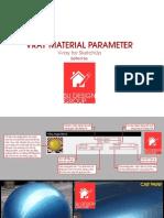 Vray Material Parameter by SUdesignGroup