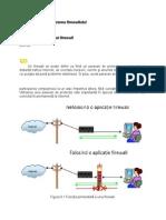 Instalarea Şi Configurarea Firewallului