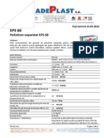 Fisa Tehnica Adeplast Eps60