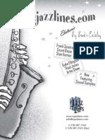 Jazz Lines Bigbandcat