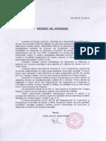 Metodologia de Indrusmare Si Elaborare a Lucrarilor de Licenta Si Disertatie 2012 - Afisat Astazi 17.10.2012