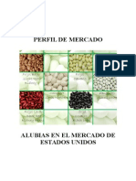Perfil de Mercado de Las Alubias_enero
