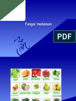 fungsi makanan