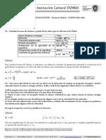 Fq4e - 1213 - Global 2ª Evaluación - Soluciones