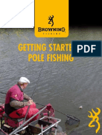 Getting Started  Pole Fishing
