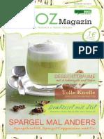 brandnooz NOOZ Magazin Ausgabe 05/2015