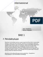 PPT Akuntansi Internasional BAB 1-BAB 3