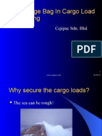 CEJIPAC - Supplier of Dunnage Bags & Polyester Webbings