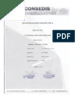 Estudio de Mecanica de Suelos Proyecto a. Deustua
