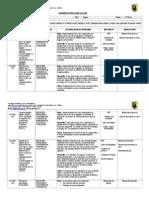Planificación Diaria Agosto, Matemática, Sexto Básico 2014, Paola Armijo
