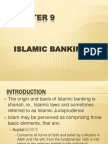 Chapter 9-Islamic Banking