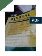 Jurnal Kubela sce3133; jurnal rantai makanan; jurnal siratan makanan