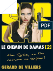 SAS 194 Le chemin de Damas 2 - Villiers (de), Gérard