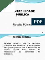 Receitas e Despesas Públicas