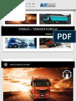 Stralis Trakker Euro Vi