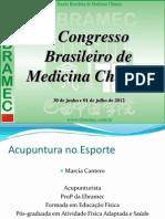 Acupuntura No Esporte Congresso Ebramec 2012 (2)