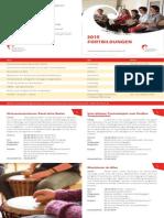 Flyer Fortbildungen 2015