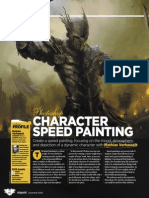 Character Speed Painting HandBook