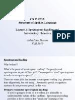 Lecture02 Phonetics Vowels