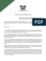 Decreto n 25.154 Regulamenta Promoção Praças