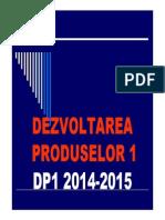 Prezentare de Curs 1 Dp 1 Aa Curs Introductiv 2014-2015